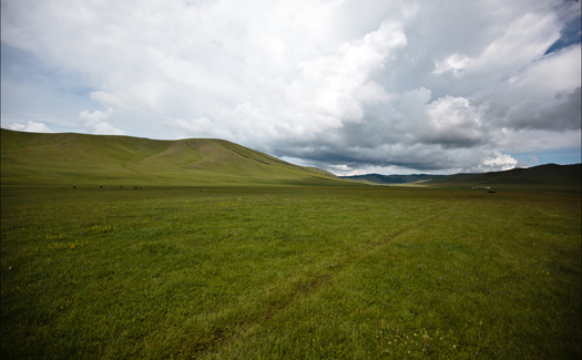 Mongolia (Image: lhirlimann used under a Creative Commons Attribution-ShareAlike license)
