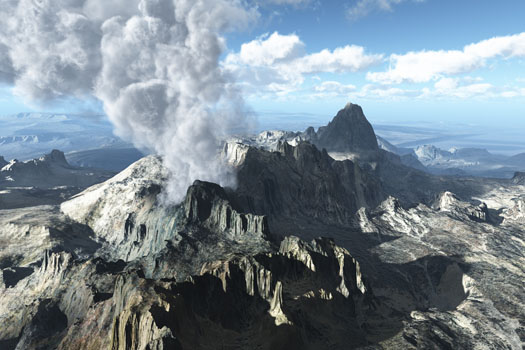 Volcanoes you can visit 3
