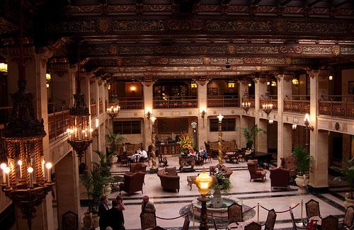 The Davenport Hotel (Image: starmist1)