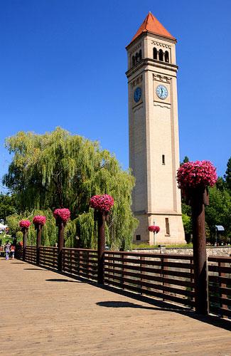Riverfront Park (Image: TravelingOtter)
