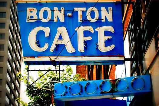 Bon Ton Café © Dyxie/flickr (https://www.flickr.com/photos/dyxie/602993861)
