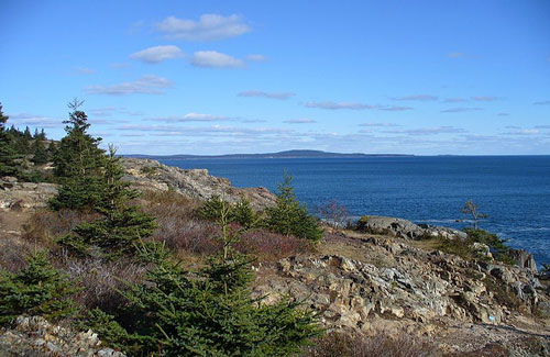 Acadia National Park (Image: Josh and Melanie Rosenthal used under a Creative Commons Attribution-ShareAlike license)