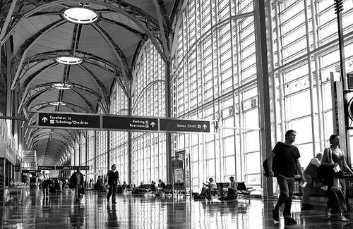 Ronald Reagan National Airport (Image: kennymatic)