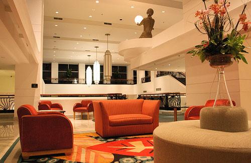 Inside the Sofitel Miami (Image: TravelingOtter)