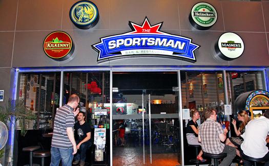 The Sportsman, Bangkok, Thailand (Image courtesy of The Sportsman)