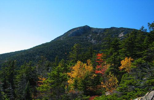 Mount Chocorua (Image: BenFrantzDale used under a Creative Commons Attribution-ShareAlike license)