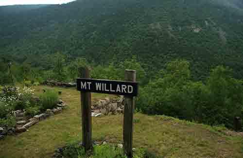 Mt. Willard (Image: cliff1066™)