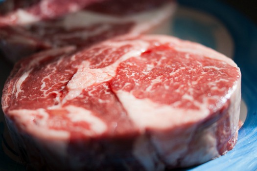 The world's largest steak