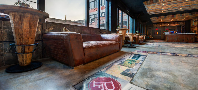 Cool conversions: 7 factories-turned-hotels