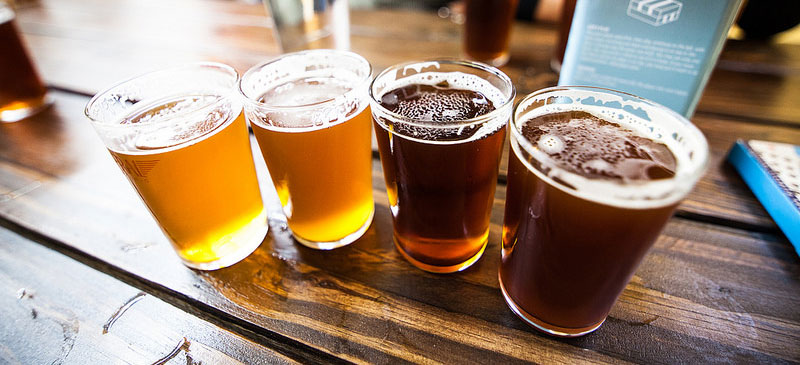 New England's best brewery tours