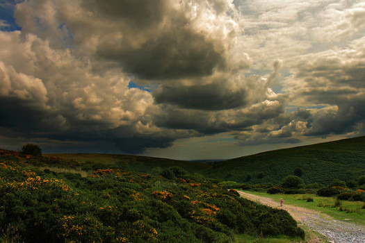 Free Campsites Around the World: Dartmoor National Park, England. Photo by Danny Chapman