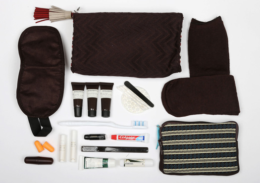 """Sougha, the enterprise Etihad worked with to produce these kits, means """"a traveller's gift"""" in Arabic. © Cheapflights"""