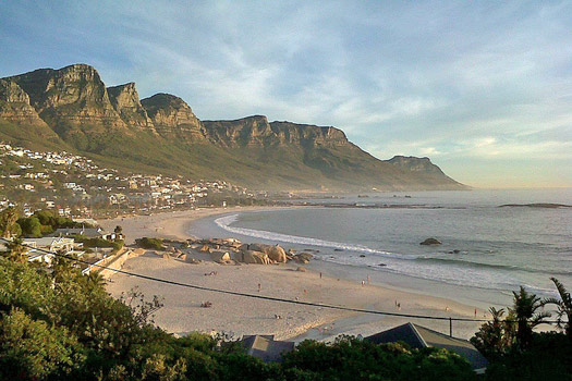 Sea Point Promenade, Cape Town. Photo by Run Cape Town