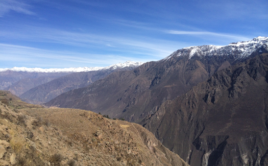 Colca Canyon (Image: Pearse Lombard)