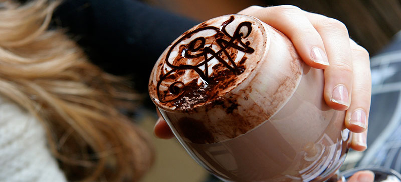 The very best cups of hot chocolate in North America