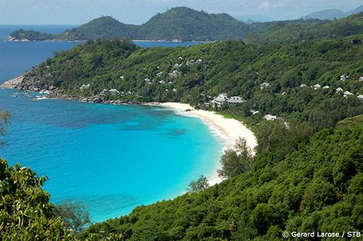 Anse Intendance beach, Seychelles
