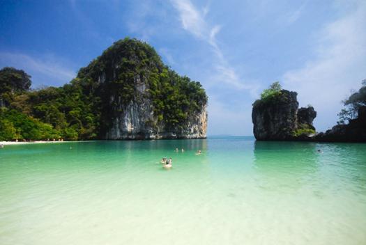 Krabi, Thailand beach