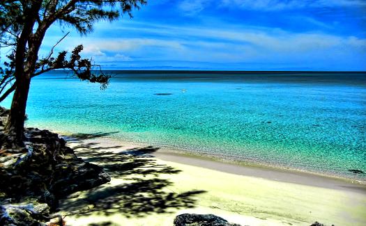 Beautiful beach in the Bahamas (Image: 21078769@N00)