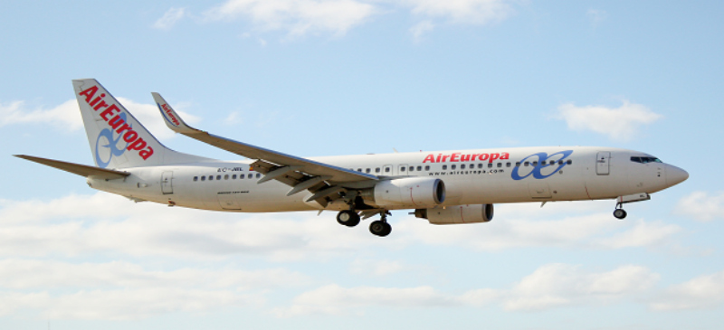 nouveau produit 0b3c8 5147e Air Europa Flights | Phone Number, Check-In, Baggage & More ...