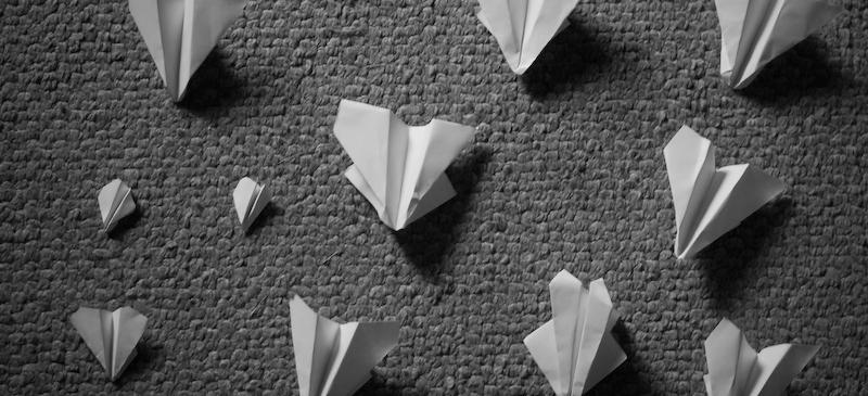 Origami F15 Eagle Jet Fighter Paper Plane v 1.3 NEW DESIGN ... | 365x800