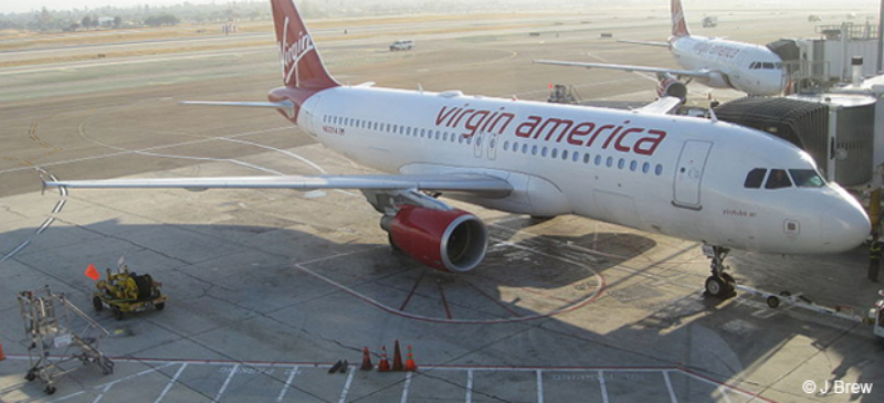 Virgin America Flights - Useful Information for Flying with