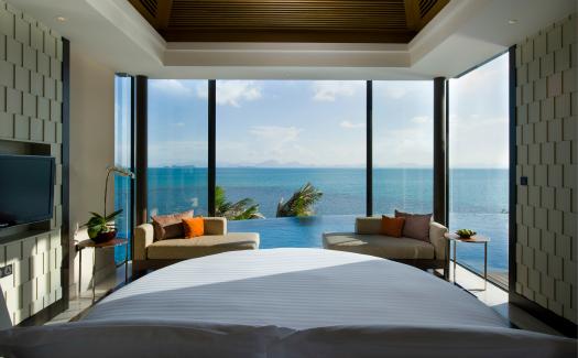 Roderick Eime, Conrad Koh Samui Awarded the World's Best Luxury Hideaway Resort via Flickr (CC BY 2.0)