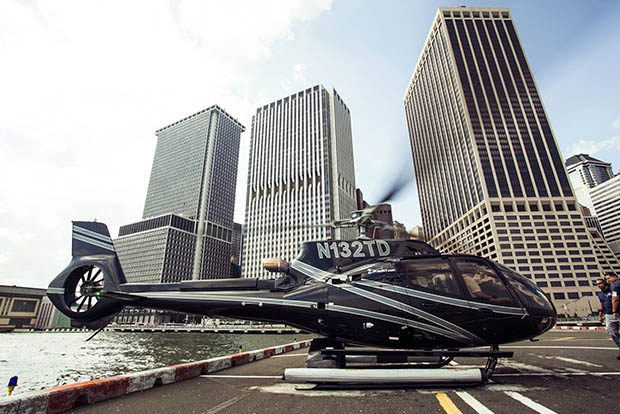 I took a New York helicopter tour and this is what I saw 15