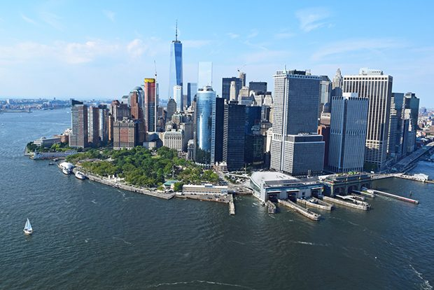I took a New York helicopter tour and this is what I saw 17