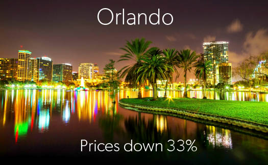 US airfare snapshot: 10 cities to hit while prices are down 4