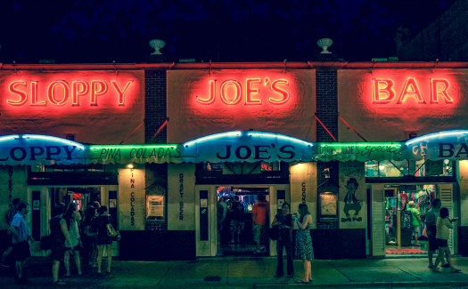 Per Salomonsson, Sloppy Joe's Bar via Flickr CC BY-SA 2.0