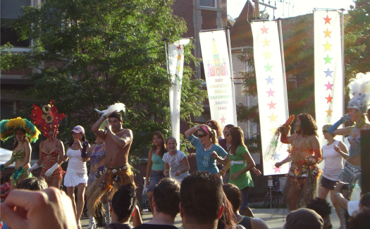 chispita_666, Fiesta! via Flickr CC BY 2.0