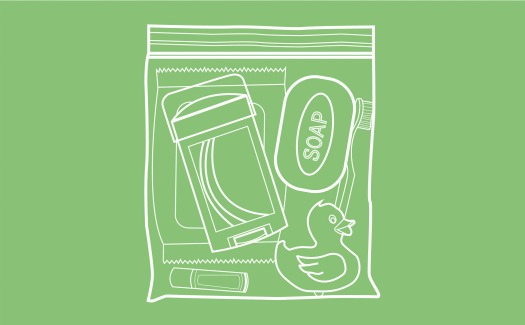 What does your toiletry bag say about you? 12