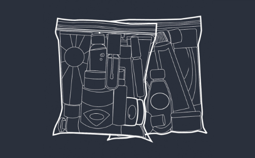 What does your toiletry bag say about you? 15