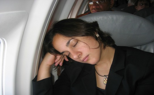 stereogab, sleepingontheplane (CC BY-SA 2.0)