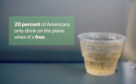 Bottoms up: Drinking habits of Americans while traveling 7