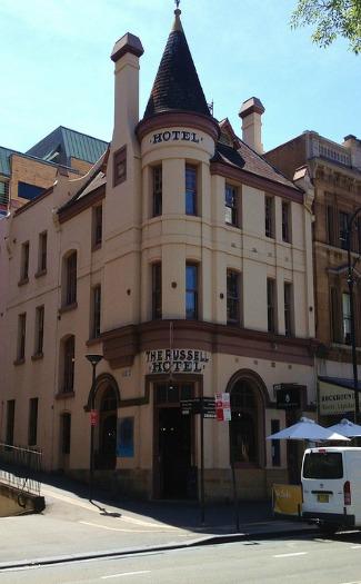 haunted hotel sydney