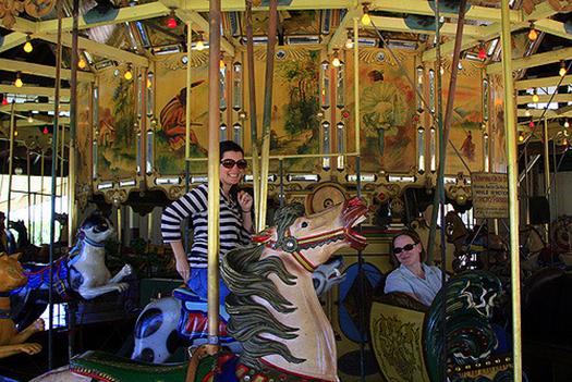 Balboa Carousel