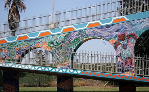 Chicano Murals