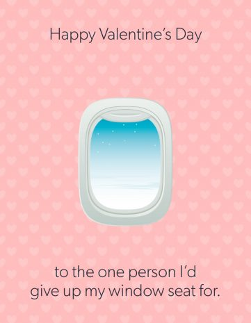 8 Valentine's Day cards only travelers will appreciate 2