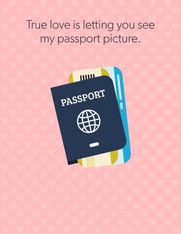 8 Valentine's Day cards only travelers will appreciate 5