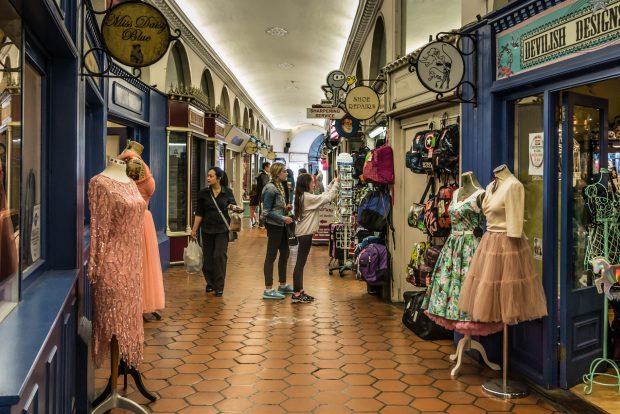 William Murphy, The English Market [Cork City Centre] REF-106860 via Flickr CC BY 2.0