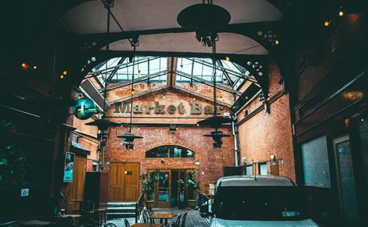 Market Bar Dublin