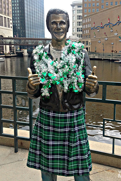 St Patrick's Day Milwaukee