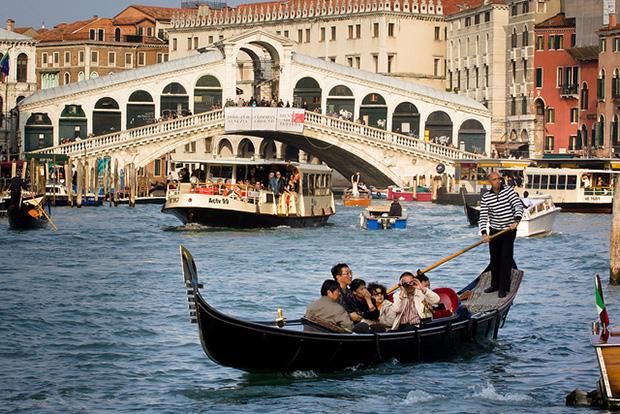 Airfare deal for Venice, Italy