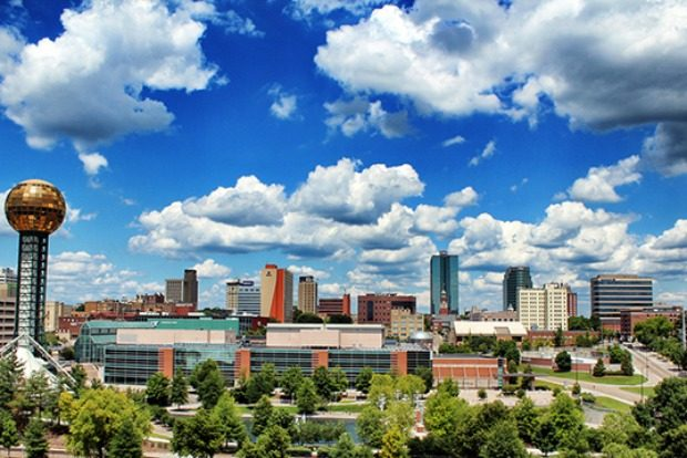 Photo credit: Visit Knoxville Tennessee (link to www.knoxville.org)