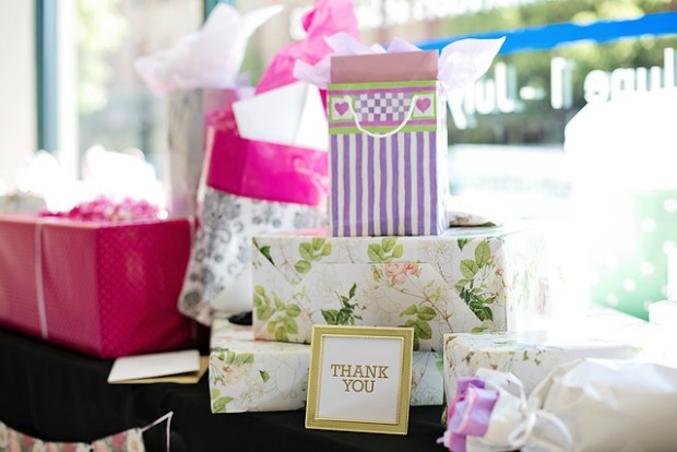 wedding shower gifts