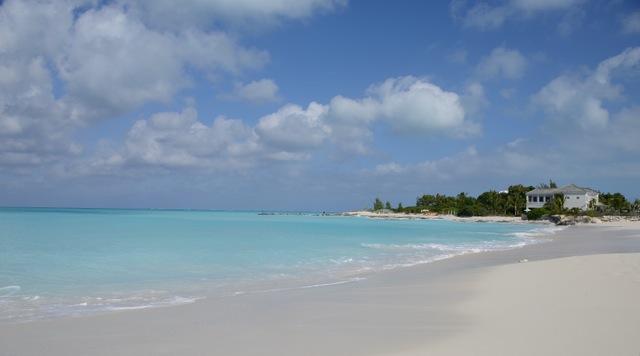 Providenciales beach, Turks & Caicos
