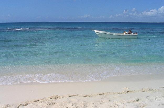La Romana Beach, Dominica Republic