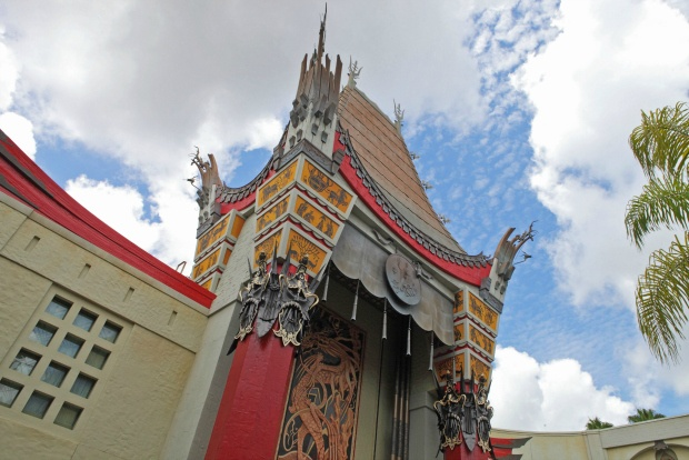 Chinese Theater exterior