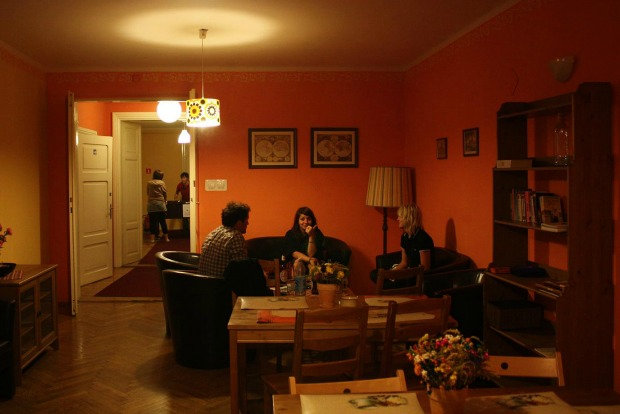 Hostels connect people with common interests